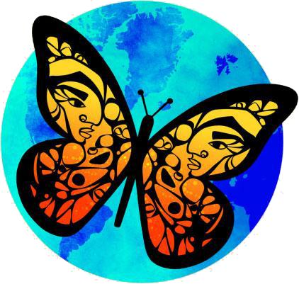 Dreamer Butterfly Artwork